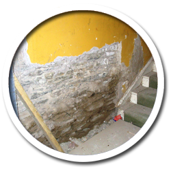 Rising Damp problems - professional solutions - DIY Solutions